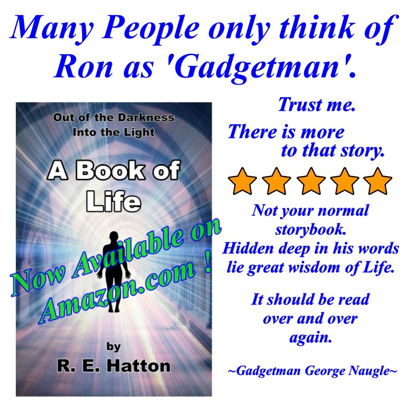 A Book of Life by Gadgetman Ron